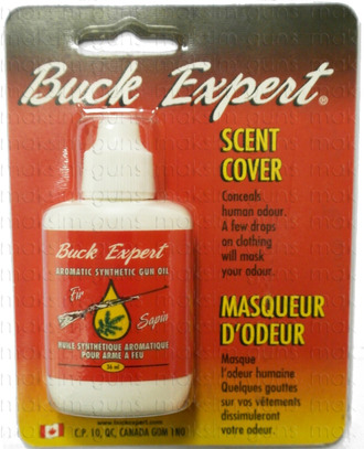 Оружейное масло Buck Expert Aromatic Synthetic Gun Oil