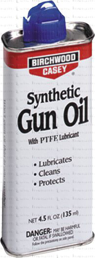 Масло Birchwood Casey Synthetic Gun Oil with PTFE Lubricant