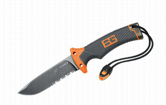 Нож Gerber Bear Grylls Survival Knife